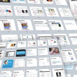 Skjermdump av Powerpoint-bilder til kurs i markedsføring i Oslo og Lillestrøm.